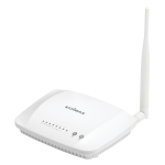 Edimax wireless modem 2
