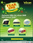eScan Year End offer - SMB ESD Licenses