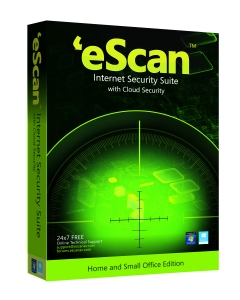 eScan Internet Security Suite with Cloud Security - Boxshot
