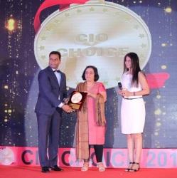 CIO CHOICE Award 1