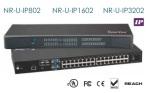 Combo Cat6 IP KVM Switch