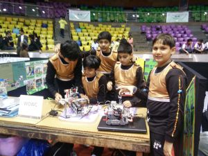 FLL India Championship inauguration New Delhi 2