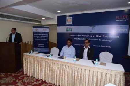 MAIT Chennai event pic