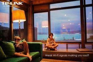 TL-WA855RE weak wifi signals