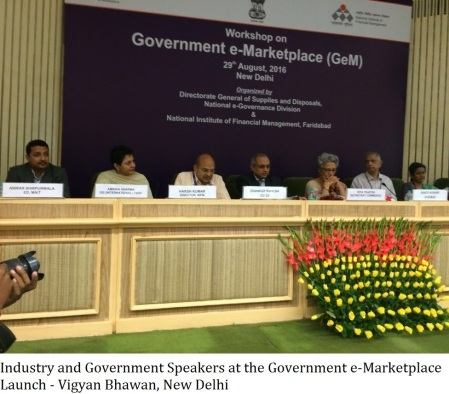 Government establishes e