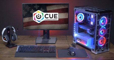 Introducing CORSAIR iCUE Intelligent Control, Unlimited